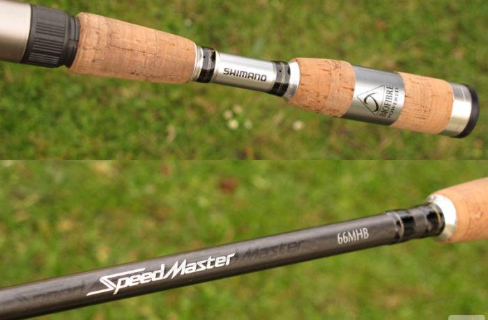 Shimano Speedmaster van 149,95 voor 74,95