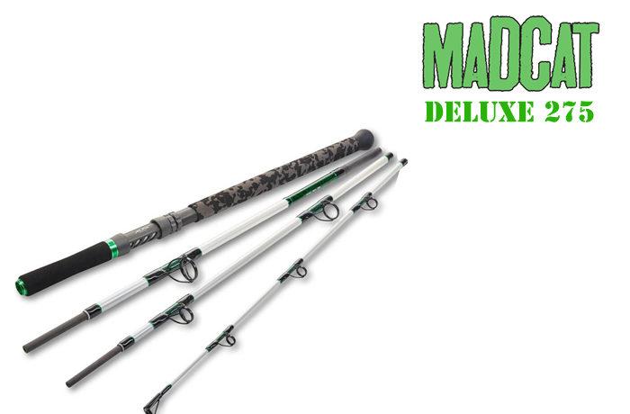 Madcat White Deluxe 275 G2 nu voor €114,-