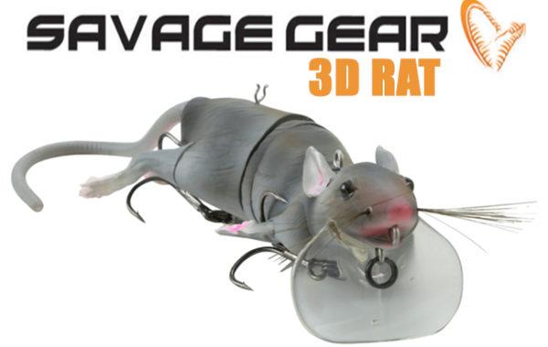 Savage Gear 3D RAD 20 en 30 cm